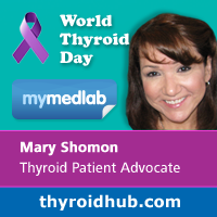 MyMedLab, Live FAQ on World Thyroid Day