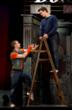 Drew Foster and Ross Lekites in the First National Tour of West Side Story. © Carol Rosegg 2011