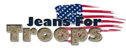 """Employers throughout the state of New Jersey and parts of US participate in GI Go Fund's """"Jeans for Troops"""" Drive in honor of Memorial Day"""