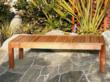 Cedar Delite coffee table