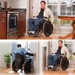 Laminate Flooring for Wheelchair Use