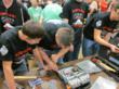 Robot Contest Teamwork
