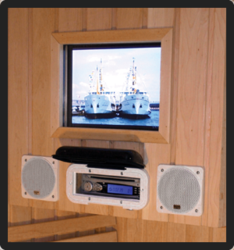 Sauna Entertainment Systems