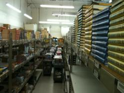 Pinson Communications book distribution warehouse
