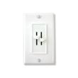 White Balance Dual Slide Dimmer Switch