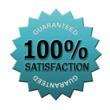 All purchases covered by our 100% satisfaction guarantee!