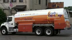 Oilmens Aluminum DEF Truck; DEF and Bulk Lubricant Truck; Bulk Lubricant Truck