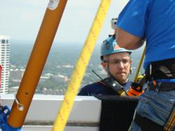 Foundation Financial Group's CEO prepares to go Over the Edge