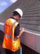 Safeguard pest control technician at work on mice control