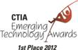 CTIA E-Tech Award Winner
