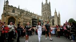 Day 6: Torch Relay Will Visit Gloucester Cathedral and Severn Valley Railway on Journey from Cheltenham to Worcester