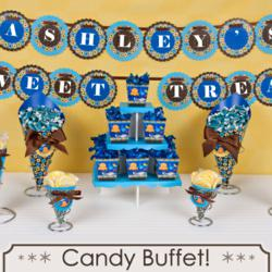 Unique Candy Display Ideas