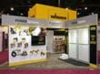 Wagner SprayTech Exhibit by nParallel: Paint Demo Area