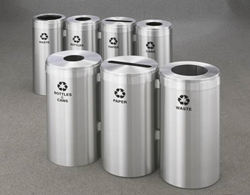 Glaro Inc. RecyclePro Recycling Stations