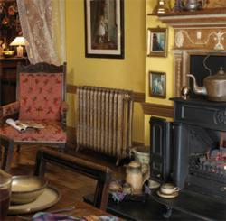 gI 68452 Oxford Erfgoed het zelf Paladin gietijzeren radiatoren