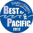 Stars and Stripes Names 2012 Best of the Pacific Winners as Voted for by the U.S. Military Community in the Pacific Region