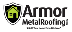 armor metal roofing logo