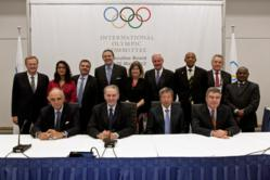 IOC Executive Board meeting comes to a close in Quebec