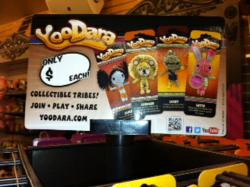 YOODARA FEATURED AT TOY FAIR 2012 – NEW VIDEO HIGHLIGHTS #1 COLLECTIBLE TREND