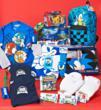 Sonic Merchandise