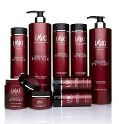 Keratin Infused HYPERSILK® line by LASIO® Professional Hair Care