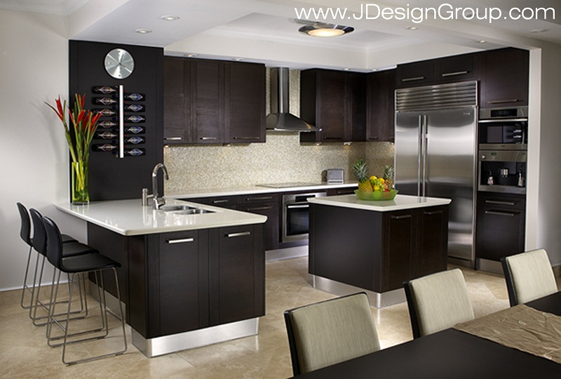 Miami home and d cor magazine brings the beauty of j design group to light Modern kitchen design magazine
