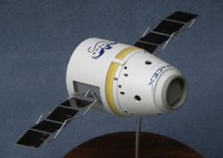 Proach Models SpaceX Dragon Spacecraft Replica Space Model