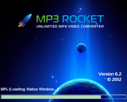 MP3 Rocket Fastest YouTube Downloader