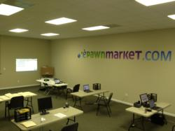 Picture of Online Pawn Shop ePawnMarket's New Facility And Secure Fulfillment Center