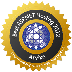 Best ASP.NET Hosting 2012