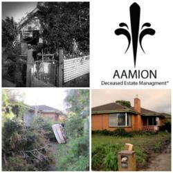 deceased estate management, aaimon, deceased estate rubbish removal, Andrew Picker, video marketing