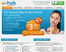 WebHostingHub 43% Off