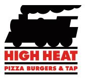 Waldy Malouf's High Heat Logo