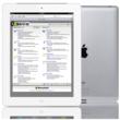 Serv-U Management Console on the  iPad