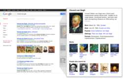 Knowledge Graph - things not strings
