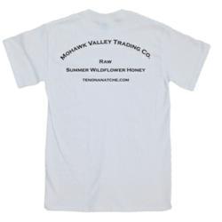 Raw Summer Wildflower Honey T-Shirt, Mohawk Valley Trading Company