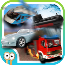 Happi Full Throttle - A New Augmented Reality App for Kids