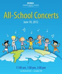 Yamaha music school boston holds june recitals all for Yamaha school of music lexington