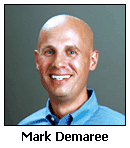 Mark Demaree, President of Top Echelon and Hiring Hook websites for recruiters