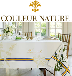 Couleur Nature French Linens and Home Décor