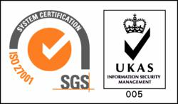 Cloud computing host Google is awarded new ISO 27001 certification for it's Google Apps suite.