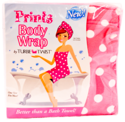 Prints Body Wrap!