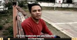 "Second Winner Announced in IOC's ""Show Your Best"" Campaign – Guatemalan Basketball Player Wins Trip to London 2012"