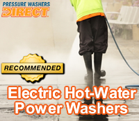 commercial electric hot water pressure washer, commercial electric hot water power washer