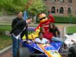 Indy 500 Finisher Oriol Servia Visits Patients at DMC Children's...