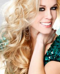 Emily Guerin, MISS WISCONSIN USA® 2012, is sponsored by WorldVentures
