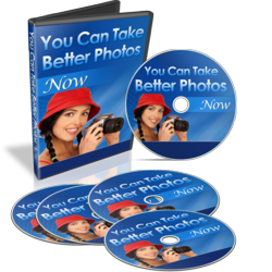 You Can Take Better Photos Now Video Series