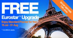 Exclusive Eurostar Offer