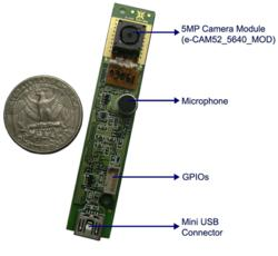 e-CAM51_USB: 5MP USB Camera Board