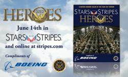 Stars and Stripes HEROES 2012